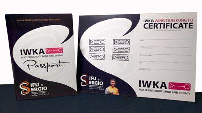 IWKA student grades passport