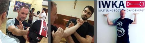 Martial arts instructor