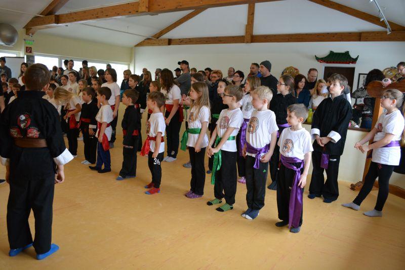 children martial arts kung fu