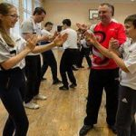 martial arts kung fu adults class