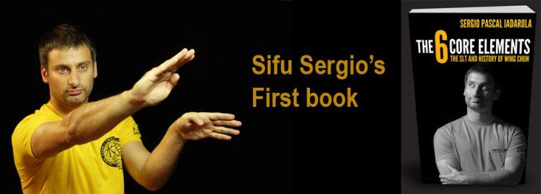 Sifu Sergio's Book