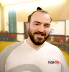 wingtjun martial art ian instructor Val