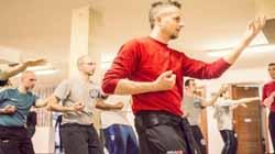 sifu mauro seminar 2019 teaching kung fu