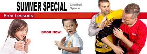 martial arts special offer
